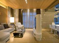 现代奢华大气的客厅电视背景墙图片