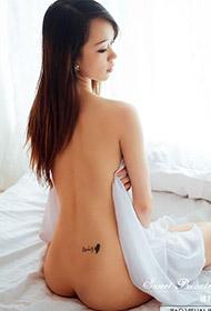 韩国美女赤裸人体艺术私房照