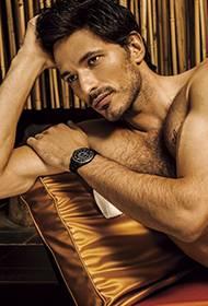 西班牙男模安德斯·维伦科索大放光芒写真