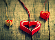 幸福浪漫心形爱情图片