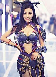 中国最美cosplay女精选图集欣赏