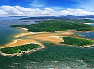 旅游胜地美国夏威夷风景图片