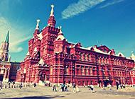 历史的见证莫斯科红场高清图片