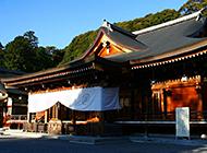 日本奈良唐招提寺建筑图片