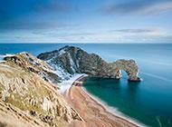 英国侏罗纪海岸风景图片