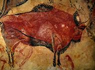 史前遗迹阿尔塔米拉洞窟壁画