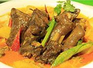 澳门美食咖喱焖羊蹄图片