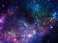 淡紫色的星星高清背景图片素材