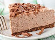 美味的巧克力蛋糕图片