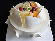 自制白巧克力蛋糕图片