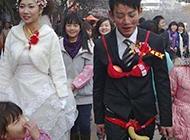 世纪最蛋疼婚礼邪恶内涵图片