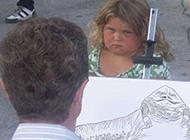 网络小孩囧图之画像