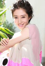 魅力气质明星刘思彤唯美温馨写真