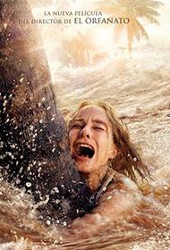 美国灾难大片《海啸魔魇》正式海报
