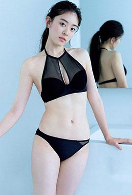 日本白皙美女水上京香性感图片
