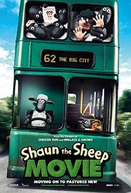 《小羊肖恩》高清海报