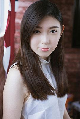 香港清纯美女施颖欣Joey生活照图片
