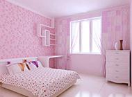 女生单身公寓卧室效果图赏析