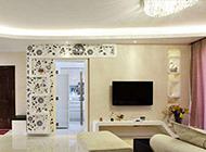 简约温馨的婚房装修效果图片