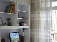 现代精美书房窗帘效果图欣赏