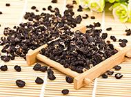 新疆特产黑枸杞植物图片