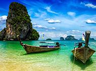 国外海滩风景高清图片