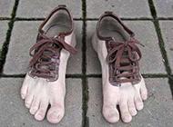 奇葩搞怪图之鞋子