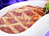 可口西餐肉酱意大利面图片