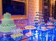 唯美精致的蛋糕美食图片