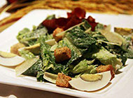减肥必备的凯撒沙拉图片