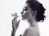 最新性感美女黑白头像图片