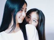 2016最新清纯姐妹头像合集