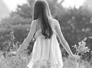 唯美伤感女生黑白qq头像图片