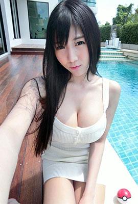 泰国网络美女Arisara Karbdecho性感自拍图片
