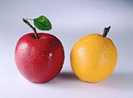 新鲜的水果图片素材