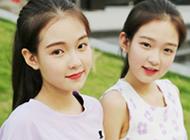 可爱漂亮的两人姐妹qq头像