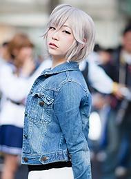 精品cosplay美女图片集锦