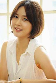 韩国女明星成宥利时尚清新写真