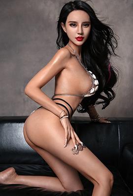 中国极品性感美女陈雅漫人体艺术图片