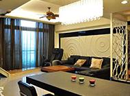 复式公寓现代装修风格效果图