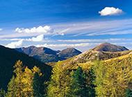 奥地利山水风景摄影图片