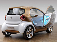 奔驰smart概念电动车图片欣赏