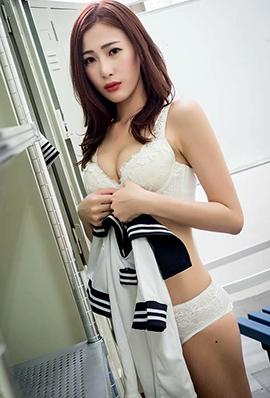 台湾美女黄艾比迷人写真图片