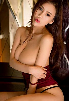 中国冷艳美女胡润曦人体艺术图片