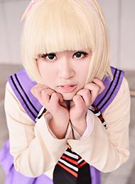 青之驱魔师cosplay写真集锦