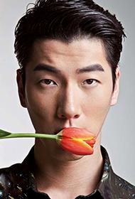 中国男模特张亮型男魅力写真