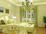 超暖超温馨的田园卧室装修图片赏析