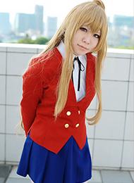 龙虎斗cosplay美女图片赏析