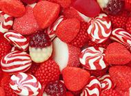 好看诱人的糖果图片