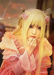 唯美意境cosplay美女图片赏析